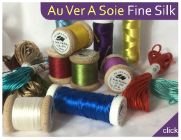 Links to Au Ver De Soie Silks category