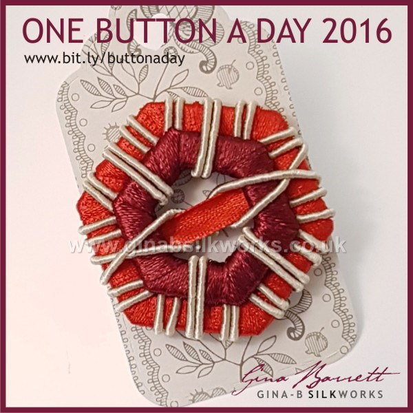 Day 352: Infinity #onebuttonaday by Gina Barrett