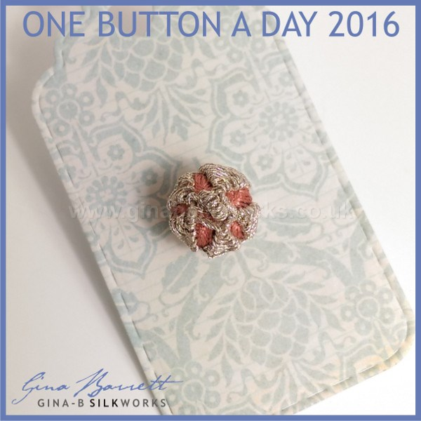Day 5: Italian Star #onebuttonaday by Gina Barrett