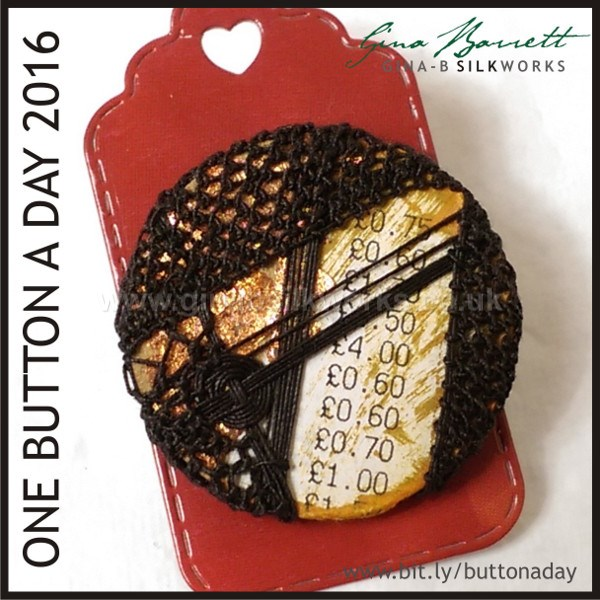 Day 31: Taxing #onebuttonaday by Gina Barrett