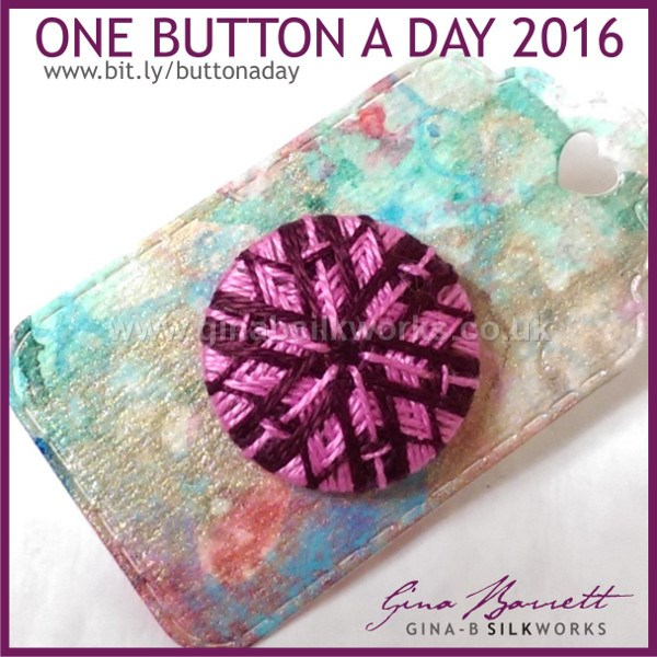 Day 33: Blaze #onebuttonaday by Gina Barrett