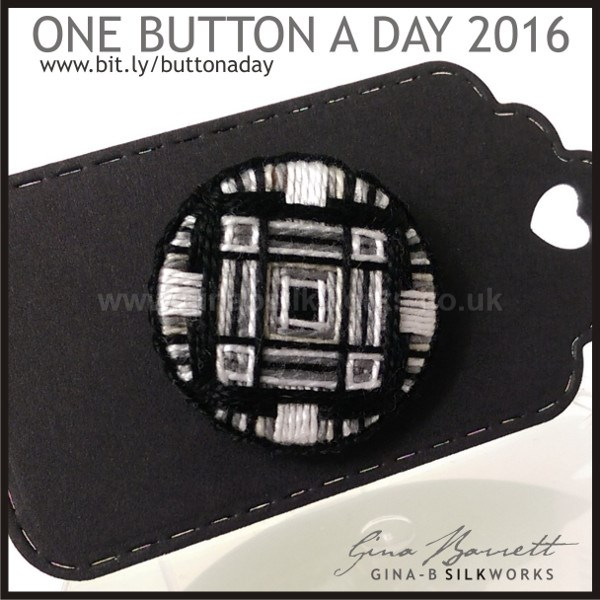 Day 48: Plaza #onebuttonaday by Gina Barrett