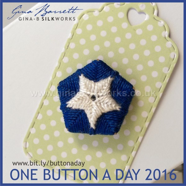 Day 50: Lone Star #onebuttonaday by Gina Barrett